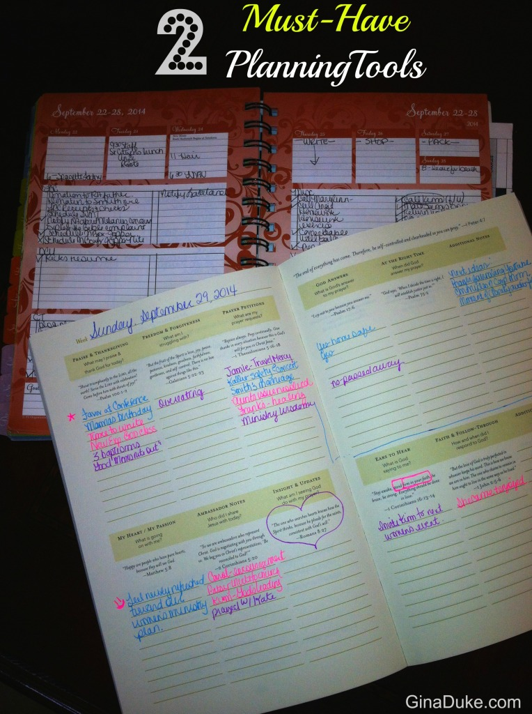 Planning Tools, Planners, Prayer Journals, Franklin Planner, Organizing Your Prayer Closet