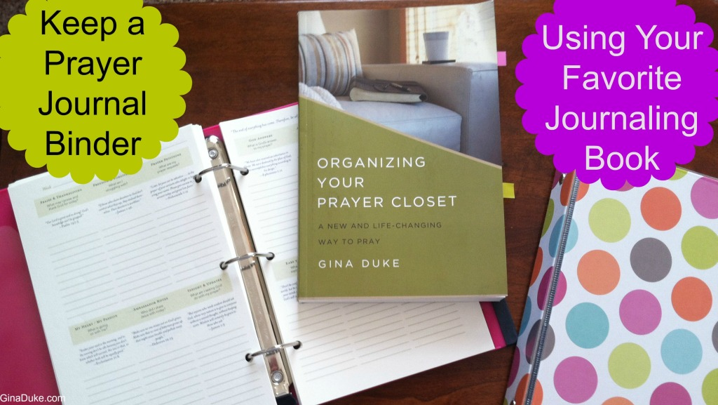 prayer journal, prayer closet, structured prayer journal, organizing your prayer closet