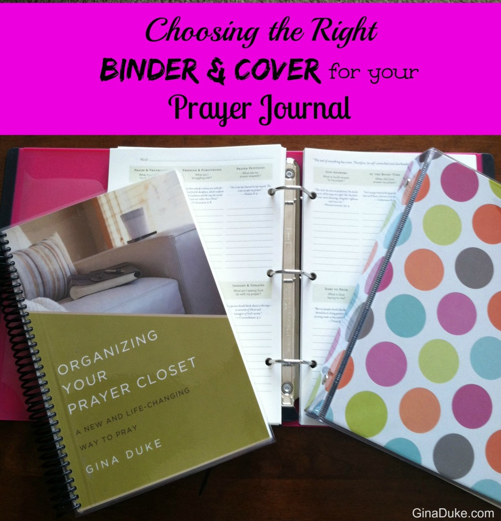 prayer journal, prayer closet, structured prayer journaling, organizing your prayer closet