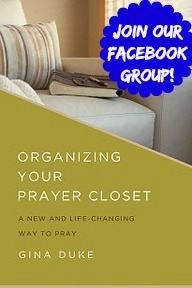 prayer journal, structured prayer journaling, prayer closet, organizing your prayer closet