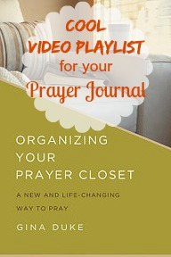 Prayer Journal Video Playlist