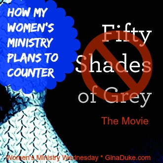 Women's Ministry counters Fifty shades