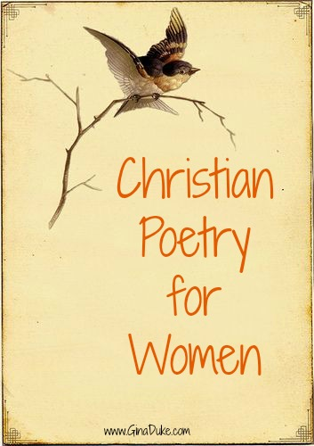 Christian Poems, Poetry
