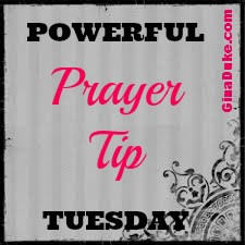 Prayer Tip