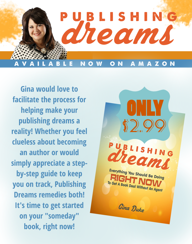 Publishing Dreams, How to become an author