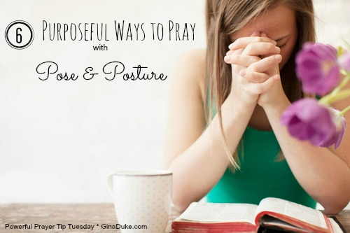powerful prayer, prayer tips