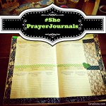 Prayer journaling, Prayer journals, prayer closets, organizers, planners