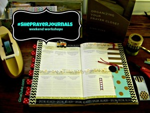 Prayer Journaling Tutorial Videos