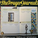 Prayer Journal, Prayer Closet, Secret Compartment