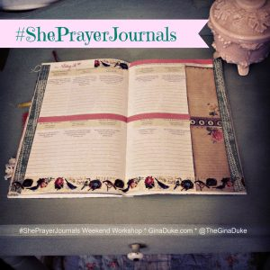 Prayer Journal, Prayer Closet,