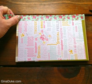 Prayer Journal, DIY Book cover, prayer closet