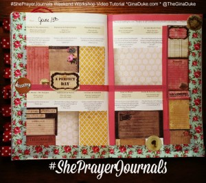 Prayer Journal, Envelopes