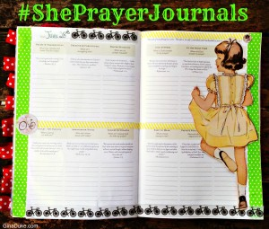 Prayer Journal wkshop