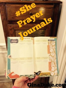 prayer journal workshop, prayer closet setup