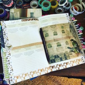 junk journal, prayer journal, prayer closet